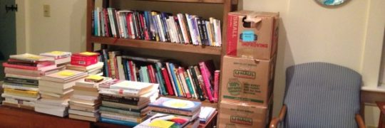 Personal Library Sort Started