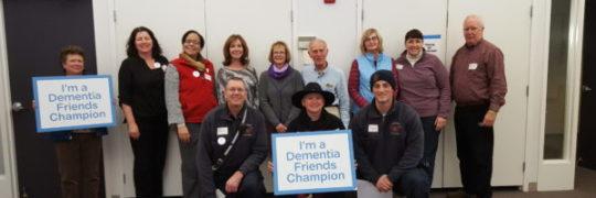 Dementia Friends, Topsfield, MA
